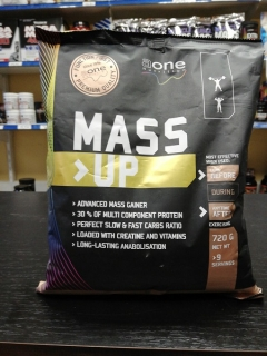 Aone mass up 720g
